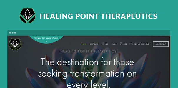 healing-point-web-project
