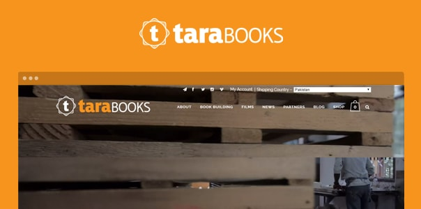 tarabooks-web-project
