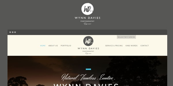 wynn-davies-photography-web-project