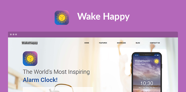 wake-happy