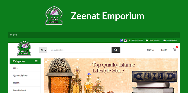 Zeenat-emporium-Web-project